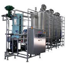 Clean-in-Place-Einheit / CIP / für die Lebensmittelindustrie