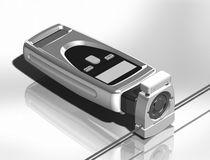 Kontakt-Tachometer / Hand / digital / Schweißdraht