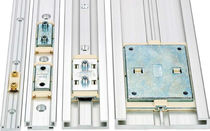 Wartungsfreie Linearführung / Aluminium / extraflach