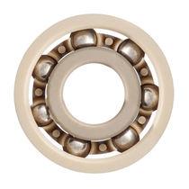 Kugellager / 1-reihige / aus Polymermaterial / für hohe Temperaturen