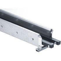 Führungs-Schiene / Montage / für Linearführungen / aus Stahl
