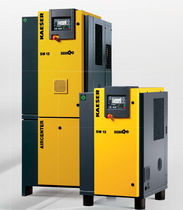Luftkompressor / stationär / Schrauben / Rotation