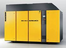 Luftkompressor / stationär / mit Elektromotor / Schrauben