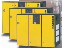 Schrauben-Vakuumaggregat / für die Industrie