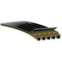 Trapezförmiger Antriebsriemen / Stahl / für Schwerlastanwendungen / Aramid