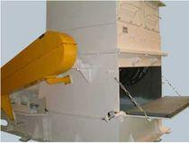 Einwellenschredder / Kunststoff / robust
