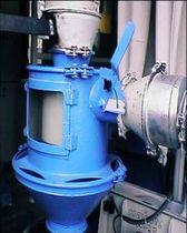 Kompakter Entstauber / Staub / für die Kunststoffindustrie
