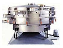 Vibrationssiebmaschine / Taumel / für Schüttgut / zur industriellen Anwendung