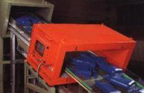 Metalldetektor mit Tunnel / für Förderanlagen / für Kunststoffe / für Pellet