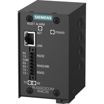 Serie-Geräteserver / Ethernet / 2 Ports