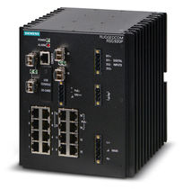 Ethernet-Switch / managed / 16 ports / Gigabit / Netzwerkschicht 2