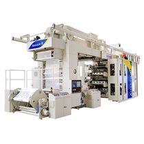 Flexodruckmaschine / 8-Farben / für Etiketten / für Kunststoff