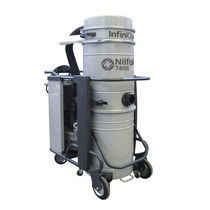 Staub-Industriesauger / 3-Phasen / für die Industrie / mit automatischer Filterreinigung