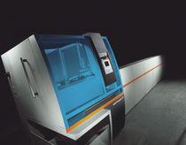 Kreissäge / für Aluminium / automatisch / mit Rollenförderband