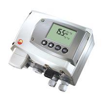 Differenzdruckmessumformer / analog / Präzision / mit LCD-Display
