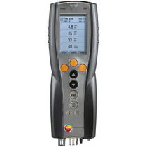 Rauchgasanalysator / Kohlenstoffmonoxid / Stickstoffoxid / Schwefel