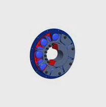 Flexible Kupplung / für Generator / Flansch