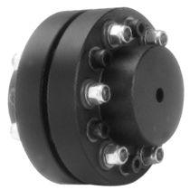 Kupplung / Pin Buffer / für Kraftübertragungen / für Industrieanwendungen / Flansch