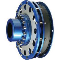 Flexible Kupplung / für Seefahrtanwendungen / für Dieselmotor / Flansch