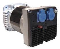 Einphasige Lichtmaschine / bürstenlos / zweipolig / für Industrieanwendungen