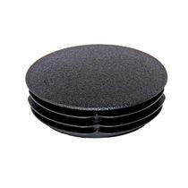 Gewindelose Endkappe / rund / Polyethylen / für Rohre