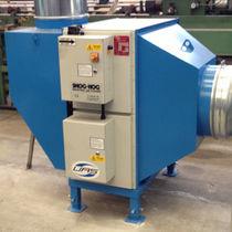 Ölnebelfilter / für Luft / zentral / modular