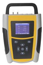 Analysator für Biogas / Gas / Temperatur / tragbar