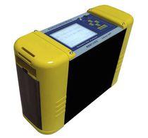 Analysator für Abgas / Schwefel / Sauerstoff / Kohlendioxid