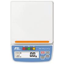 Benchtop-Waage / mit LCD-Display / Vergleichsanzeige / kompakt