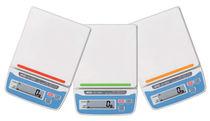 Benchtop-Waage / mit LCD-Display / Edelstahl / kompakt