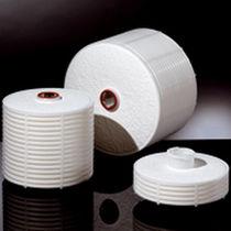 Filterpatrone für Getränke / Tiefen / aus Polypropylen / Scheiben