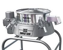 Vibrationssiebmaschine / für Schüttgut / für Pulver / für die Lebensmittelindustrie