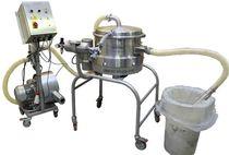 Vibrationssiebmaschine / für Schüttgut / für Pulver / für pharmazeutische Anwendungen