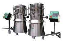 Kreisschwing-Siebwerk / Ultraschall / für Schüttgut / für Pulver
