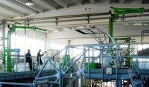 Manipulator mit Orbital Lastaufnahmemittel / für Säcke / hängend / für Industrieanwendungen