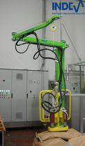 Pneumatischer Manipulator / mit Greifsystem / Belastung / Seil