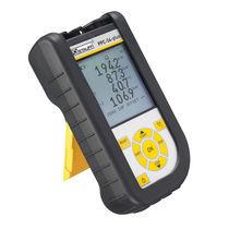 Fließfähigkeit-Prüfgerät / für Hydrauliksysteme / digital / mobil