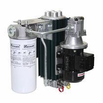 Adsorptionsfilteranlage / Staub / für Öl