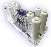Rein-Wasserstoffgenerationseinheit / Prozess / vor Ort