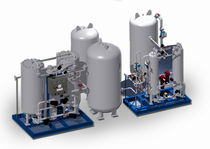 Rein-Stickstoffgenerator / Prozess / PSA