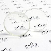 Einfache Linse / Glas / VIS