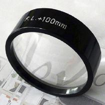 Doppellinse / Glas / Achromatisch