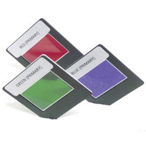 Farbiger optischer Filter