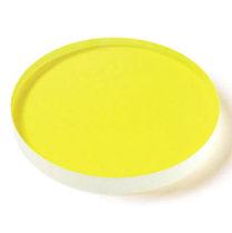 Farbiger optischer Filter / dichroitisch / aus Glas