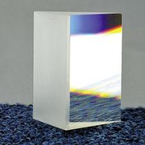 Präzisionsprisma / aus Glas / gleichseitig
