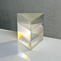 Prisma für -Dispersion / aus Glas / gleichseitig