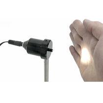 LED-Lichtquelle / weiß / verstellbar / für Lichtleiter