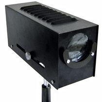Wolfram-Halogen-Lampe Lichtquelle / weiß / kompakt