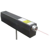 Gas-Laser / rot / Helium-Neon