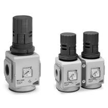 Druckluftregler / einstufig / Membran / kompakt